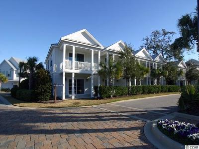 North Myrtle Beach Condo/Townhouse For Sale: 4850 Cantor Ct. #103