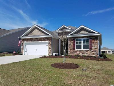 Myrtle Beach Single Family Home For Sale: 5152 Stockyard Loop