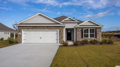 Murrells Inlet Single Family Home For Sale: 242 Star Lake Dr.