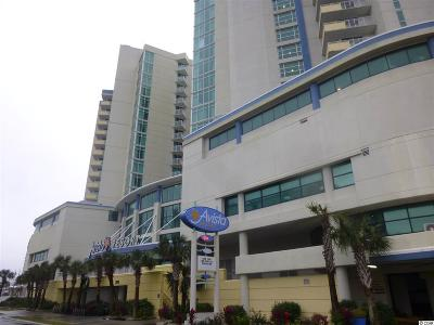 North Myrtle Beach Condo/Townhouse For Sale: 300 N Ocean Blvd. #1427