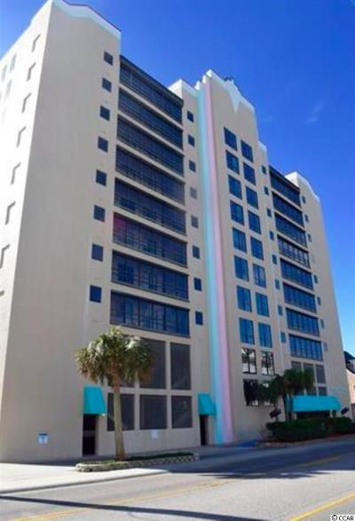 North Myrtle Beach Condo/Townhouse For Sale: 4000 N Ocean Blvd. #703