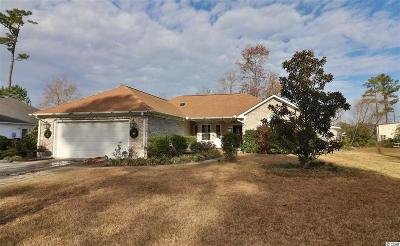 Little River Single Family Home For Sale: 171 Cypress Ln.