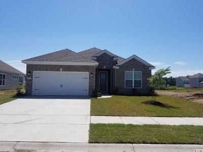 Myrtle Beach Single Family Home Active-Pend. Cntgt. On Financi: Tbd Stellar Loop