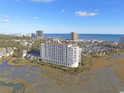Myrtle Beach, Surfside Beach, North Myrtle Beach Condo/Townhouse For Sale: 9547 Edgerton Dr. #701