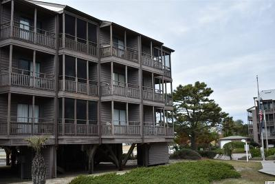 North Myrtle Beach Condo/Townhouse For Sale: 202 N Ocean Blvd. #214