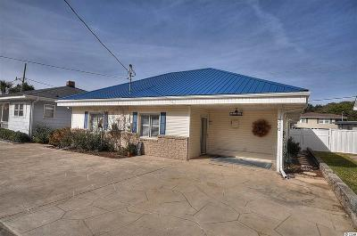 North Myrtle Beach Single Family Home For Sale: 506 Miller Rd.