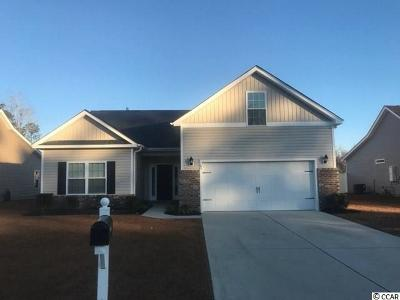 Conway SC Single Family Home For Sale: $199,999