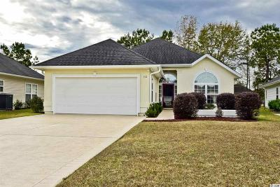 Murrells Inlet Single Family Home For Sale: 112 Keyes Circle