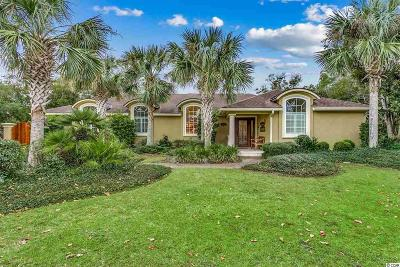Myrtle Beach, Surfside Beach, North Myrtle Beach Single Family Home For Sale: 405 Pinecrest Dr.