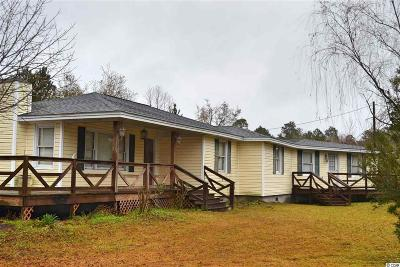 Conway SC Single Family Home For Sale: $139,000