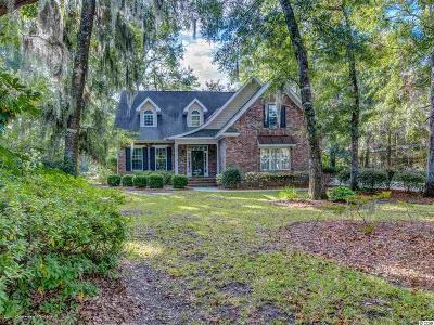 Pawleys Island Single Family Home For Sale: 222 Widgeon Dr.