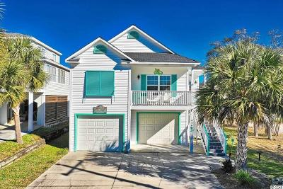 North Myrtle Beach Single Family Home For Sale: 434 S 6th Ave. S