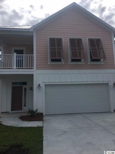 Murrells Inlet Single Family Home For Sale: 241 Splendor Circle