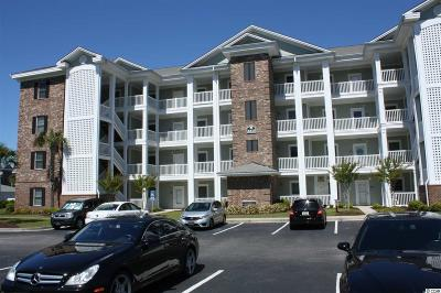 Myrtle Beach Condo/Townhouse For Sale: 4833 Luster Leaf Circle #66-404