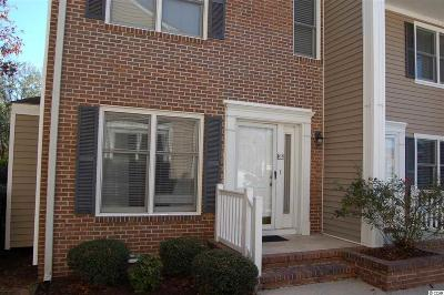 Condo/Townhouse For Sale: 6702 Jefferson Pl. #C-1