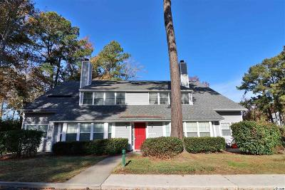 Myrtle Beach SC Condo/Townhouse For Sale: $77,900