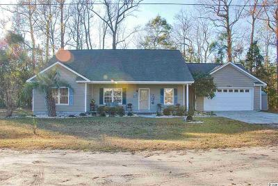 Little River Single Family Home For Sale: 3594 Ethel Ln.