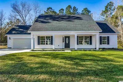 Southwood - Loris Single Family Home Active Under Contract: 1239 Scenic Dr.