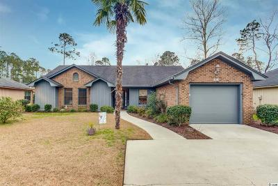 Myrtle Trace Single Family Home For Sale: 108 Birchwood Ln.