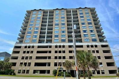 North Myrtle Beach Condo/Townhouse For Sale: 4103 N Ocean Blvd. N #503