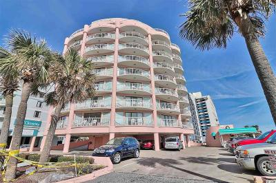Myrtle Beach Condo/Townhouse For Sale: 202 N 70th Ave. N #604