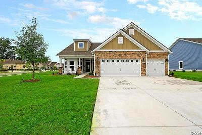 North Myrtle Beach Single Family Home Active-Pend. Cntgt. On Financi: 1701 Summer Bay Dr.