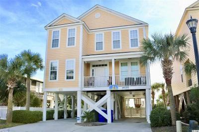 Surfside Beach Single Family Home For Sale: 119-A N Seaside Dr.