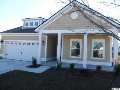 North Myrtle Beach Single Family Home For Sale: 1740 N Cove Ct.