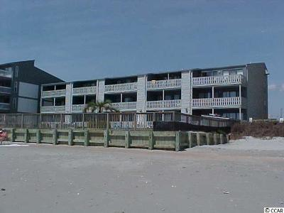 Garden City Beach Condo/Townhouse For Sale: 1514 North Waccamaw Dr.
