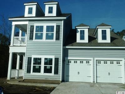 Murrells Inlet Single Family Home For Sale: 785 Cherry Blossom Dr.