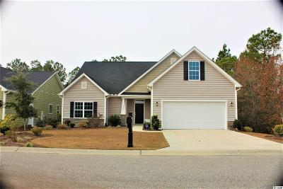 Myrtle Beach Single Family Home For Sale: 4449 Marshwood Dr.