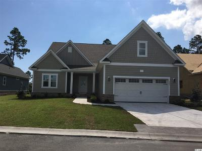 Myrtle Beach Single Family Home Active-Pend. Cntgt. On Financi: 661 Indigo Bay Circle