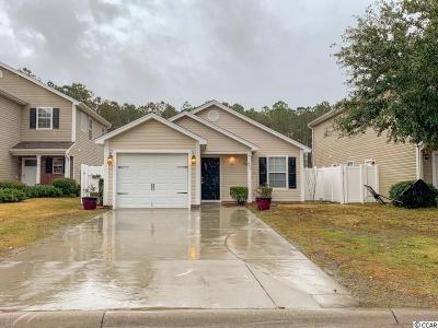 Myrtle Beach Single Family Home For Sale: 470 Dandelion Ln.