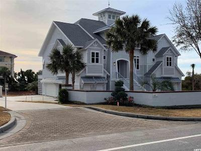 Myrtle Beach Single Family Home Active-Pend. Contingent Contra: 8822 N Ocean Blvd.