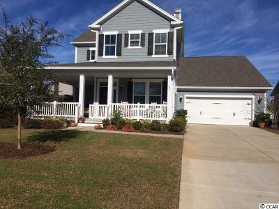 Pawleys Island Single Family Home For Sale: 185 Winston Circle