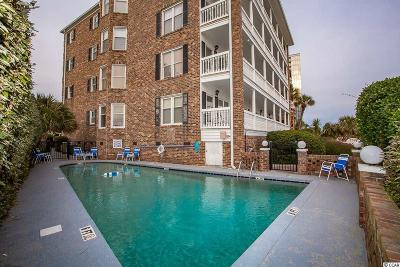 Myrtle Beach Condo/Townhouse For Sale: 5501 N Ocean Blvd. #201