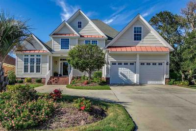 North Myrtle Beach Single Family Home For Sale: 504 Sea Vista Ln.