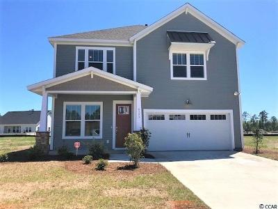 Myrtle Beach, Surfside Beach, North Myrtle Beach Single Family Home For Sale: 6193 Chadderton Circle