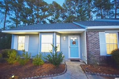 Murrells Inlet Single Family Home Active-Pend. Cntgt. On Financi: 107 Robin Ct.