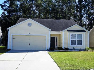 Murrells Inlet Single Family Home Active-Pend. Cntgt. On Financi: 132 Carolina Oaks Dr.