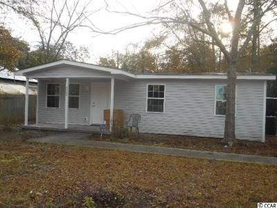 Conway Single Family Home For Sale: 2209 9th Ave.