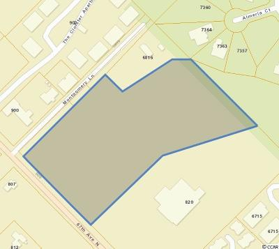 Georgetown County, Horry County Residential Lots & Land For Sale: 899 67th Ave. N
