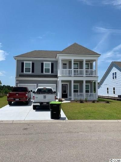 Myrtle Beach Single Family Home For Sale: 184 Sago Palm Dr.