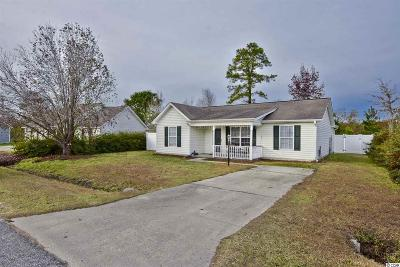 Conway Single Family Home For Sale: 813 Esther Ct.