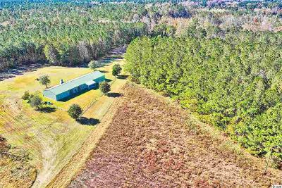 Single Family Home For Sale: 1342 Hardee Rd.