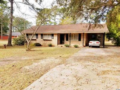 Georgetown Single Family Home For Sale: 2716 Beaty St.