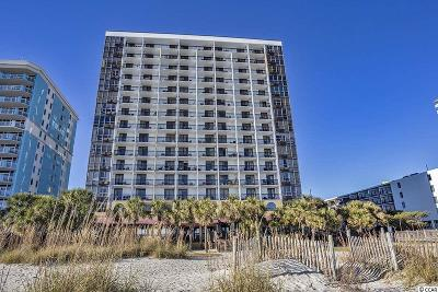 Myrtle Beach Condo/Townhouse For Sale: 2701 S Ocean Blvd. #1212