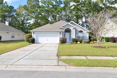 Myrtle Beach Single Family Home For Sale: 3480 Arrowhead Blvd.