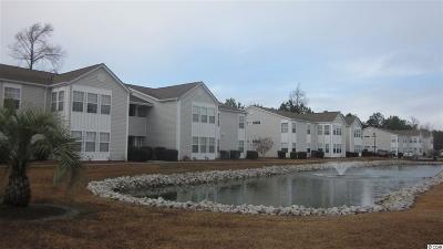 Surfside Beach Condo/Townhouse Active-Pend. Cntgt. On Financi: 1949 Bent Grass Dr. #G