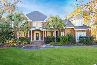 Myrtle Beach SC Single Family Home For Sale: $499,900
